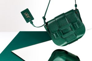 shooting editorial fashion accessories bag Roger Vivier