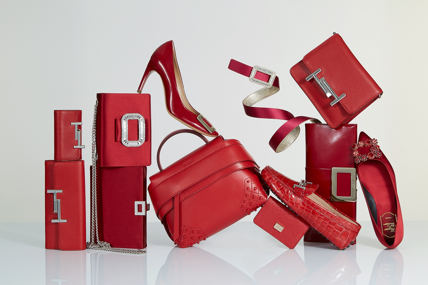 Newsletter Mood Red Donna Gaia Fiore