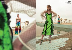 Bad Mermaids Fashion Editorial -Jute Magazine